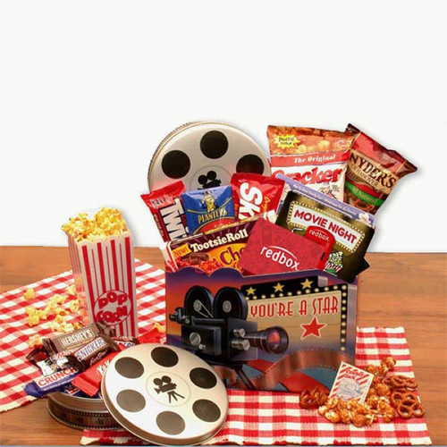 You're a Superstar Movie Snacks Gift Box