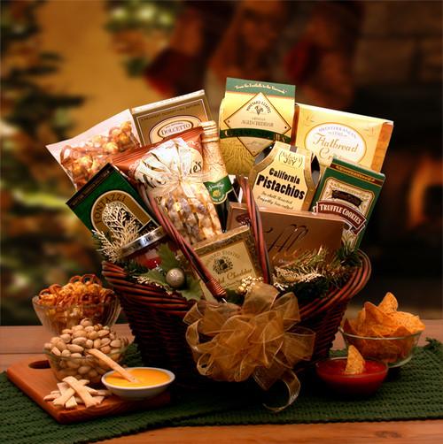 A Taste of The Holiday Season Gift Basket