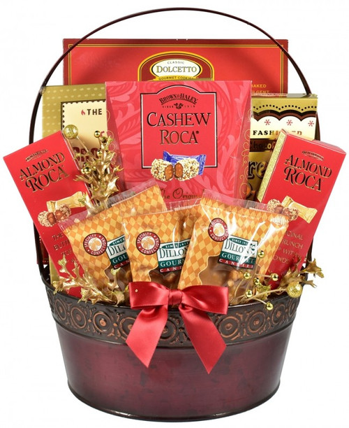 The Classy Gourmet, Gift Basket for Any Occasion (Large)