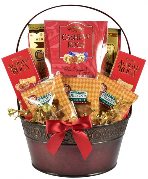 The Classy Gourmet, Gift Basket for Any Occasion (Small)