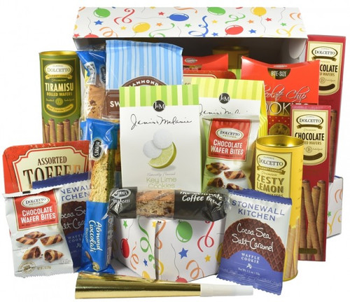 Celebration Care Package Gift Box for Any Special Occasion