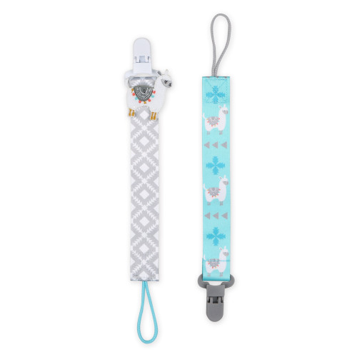 Llama 2 Pack Smart Clip Pacifier Tether / Strap