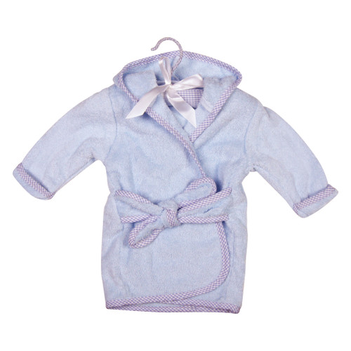 Trend Lab Cotton Terry Infant Robe - Blue