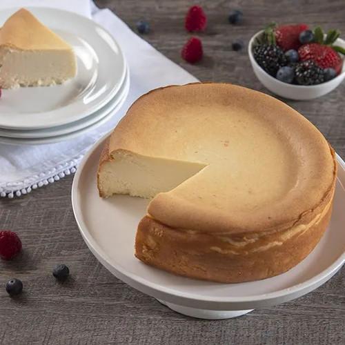"""Classic New York Cheesecake - 6"""" Inch Pie"""