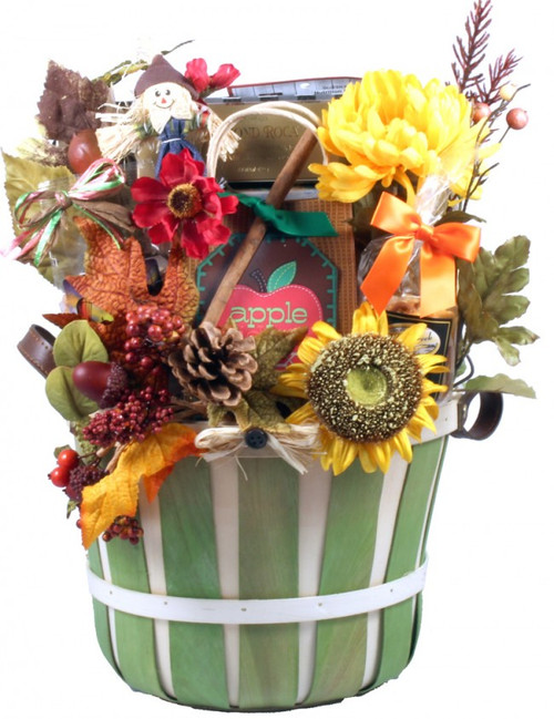A Taste of Autumn, Ultimate Fall Gift Basket