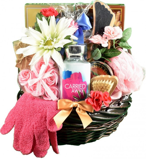 A Sweet Escape, Spa and Chocolate Gift Basket