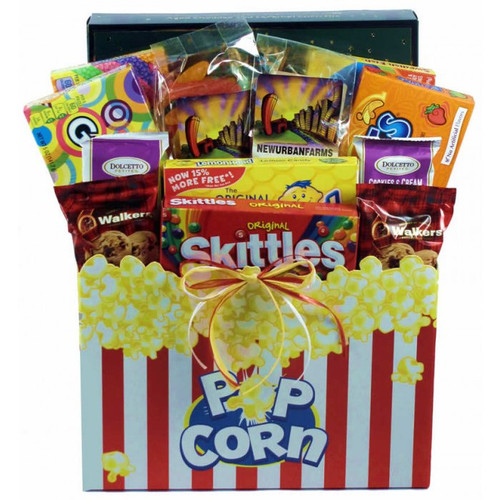 Snack Attack - The Snack Lovers Gift Basket