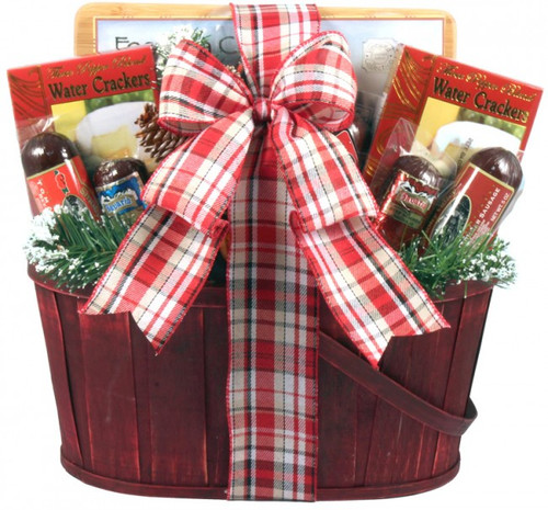 Meat Lovers Basket, Gourmet Gift Basket for Any Occasion