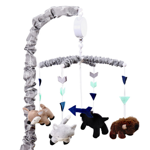 Woodland Trail Collection Musical Mobile