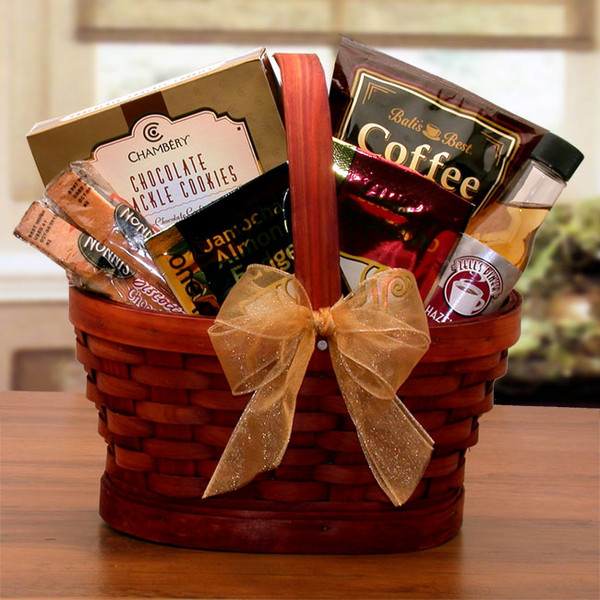 Mini Coffee Break Gift Basket for Any Occasion