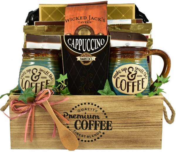 The Coffee House, Gourmet Coffee Crate