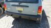Jeep Cherokee (XJ) Rear Bumper