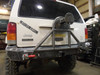 Jeep Cherokee (XJ) Rear Bumper | Tire Carrier