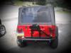 Jeep Wrangler (TJ/LJ) Rear Bumper | Tire Carrier