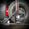 Nissan Xterra (2nd Gen) Rear Bumper | Tire Carrier
