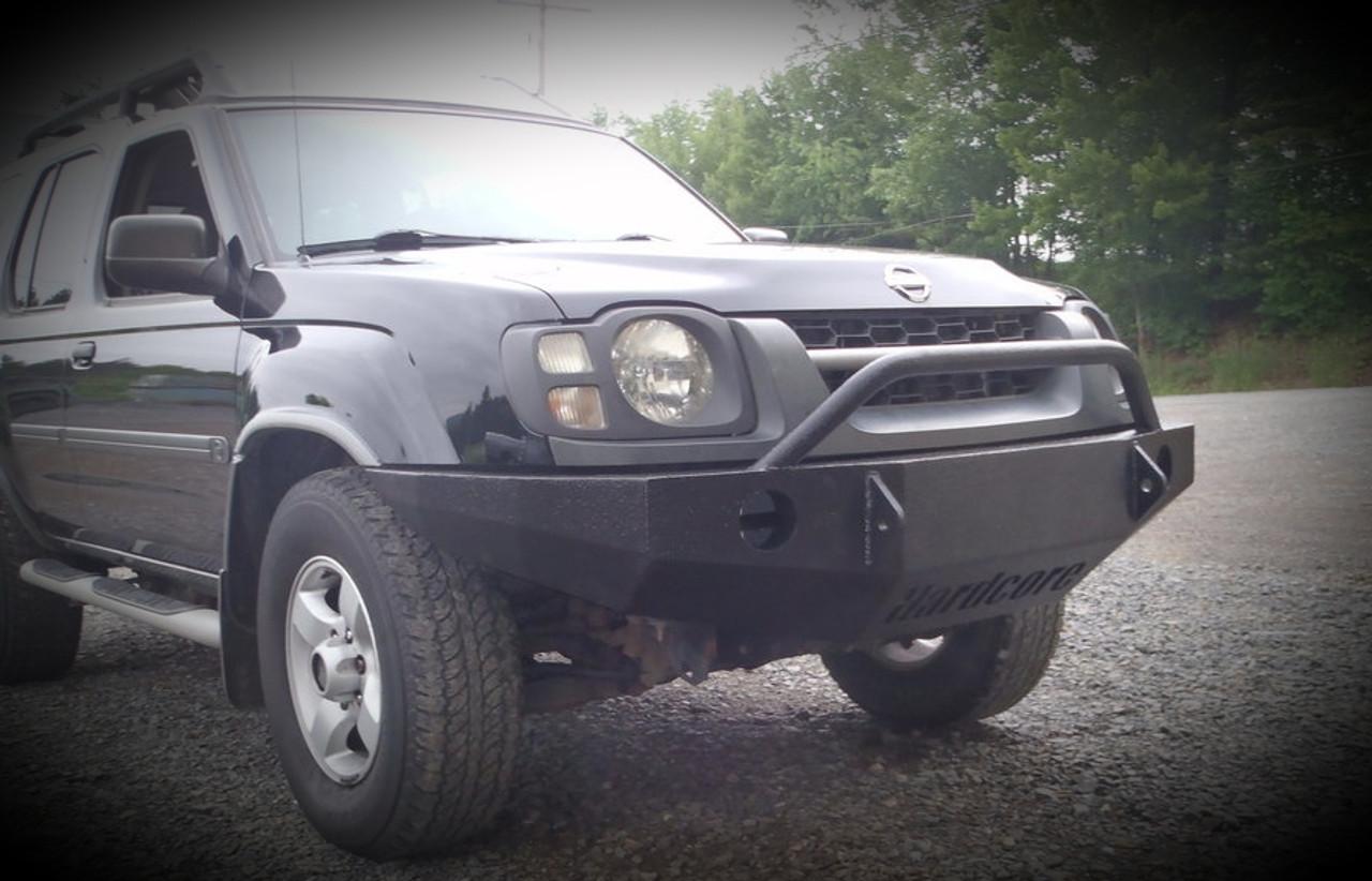 Nissan Frontier Bumper >> Nissan Xterra 1st Gen Front Bumper