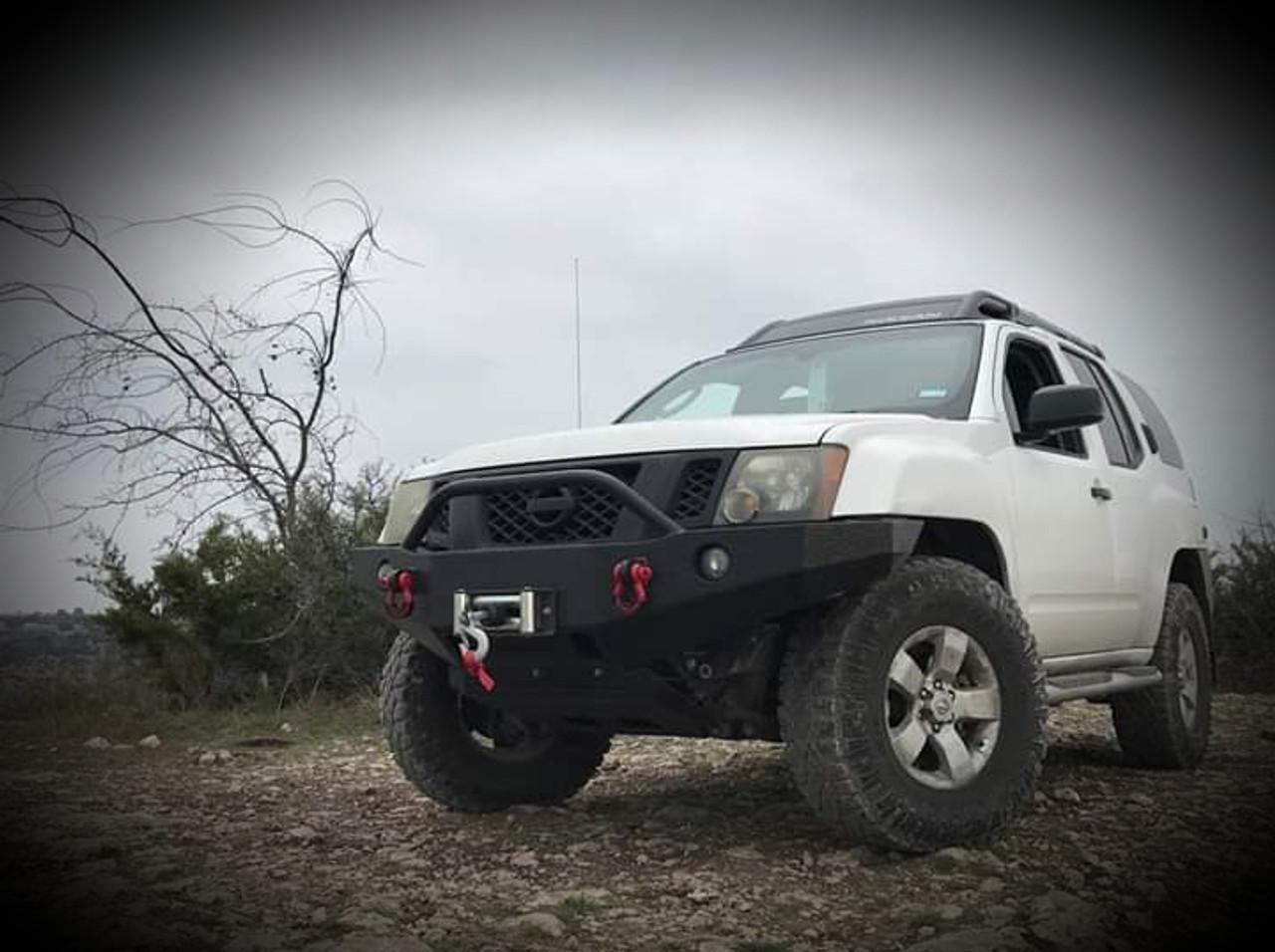 Nissan Xterra (2nd Gen) Front Bumper