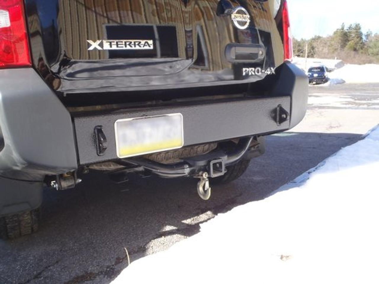 Nissan Xterra (2nd Gen) Rear Bumper