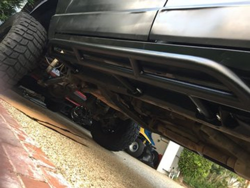 Jeep Cherokee (XJ) Rock Sliders