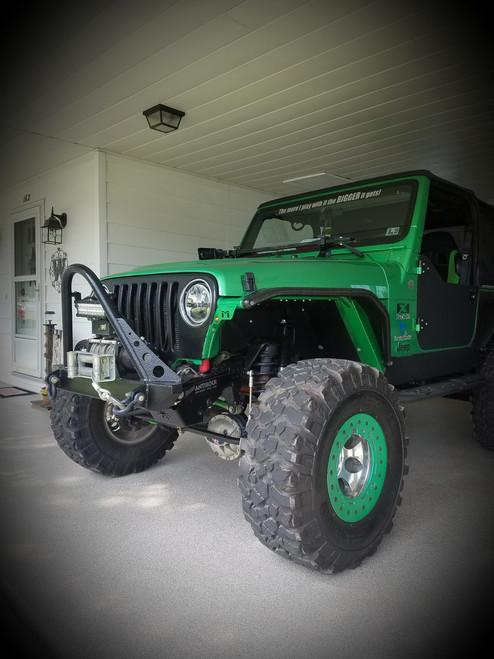 Jeep Wrangler (TJ/LJ) Front Bumper