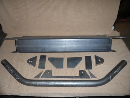 Jeep Wrangler (TJ/LJ) Front Bumper DIY Weld Up Kit