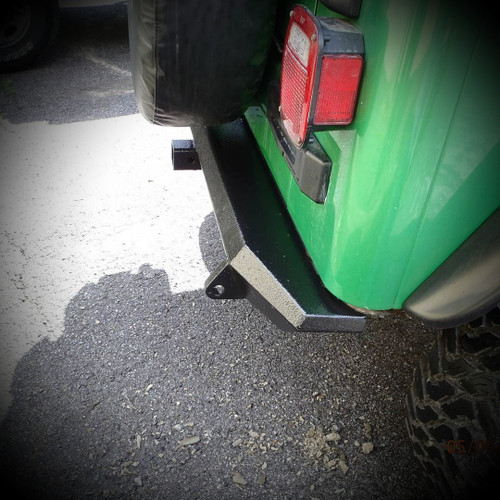 Jeep Wrangler (TJ/LJ) Rear Bumper