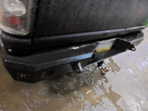 Dodge Ram (2nd Gen) 2500/3500 Rear Bumper