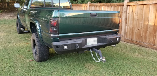 Dodge Ram (2nd Gen) 2500/3500 Rear Bumper