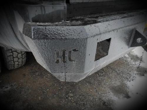 Dodge Ram (4th Gen) 2500/3500 Rear Bumper
