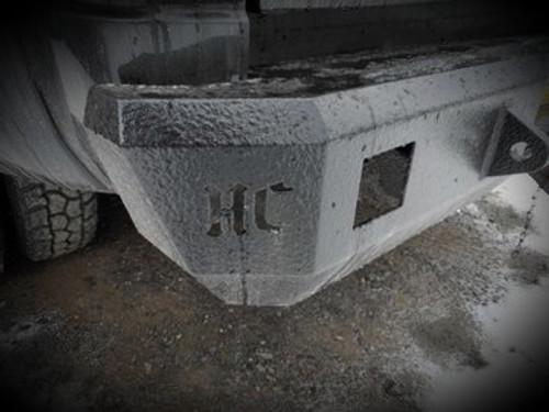 Dodge Ram (4th Gen) 2500/3500 Rear Bumper DIY Weld Up Kit