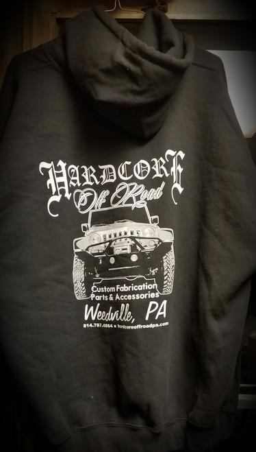 Hardcore Offroad Sweatshirts