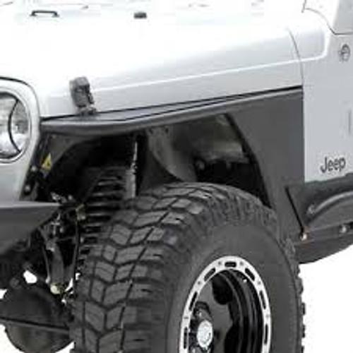 """MCE Generation II Front & Rear Fenders 3"""" Flare  (1997-2006 Jeep Wrangler TJ)"""