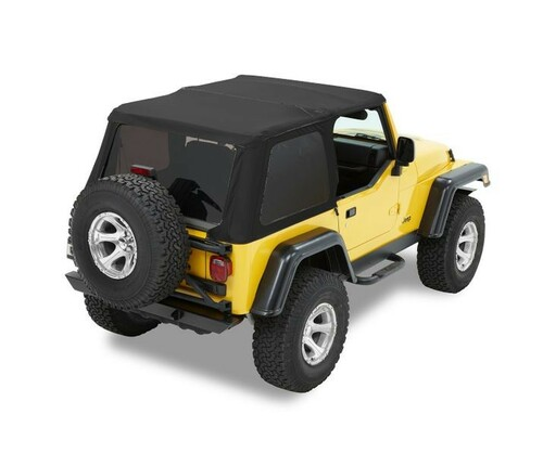 Bestop Trektop NX Twill Soft Top for (97-06 Jeep Wrangler TJ)