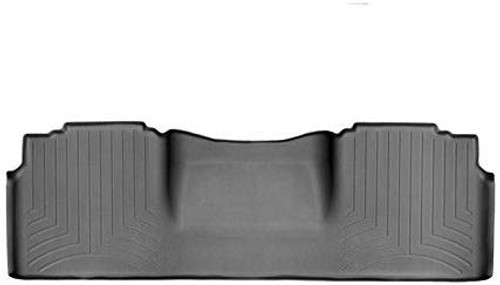 Dodge 2500/3500 Rear Weathertech Floor Mats 2009-2014 (Black)