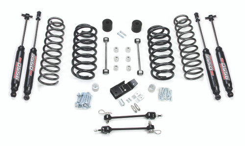 "TJ/LJ(97-06) TeraFlex 3"" Lift Kit w/ 9550 Shocks"