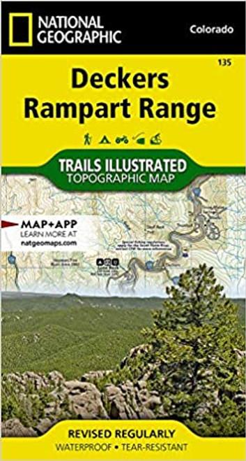 Deckers Rampart Range - 135