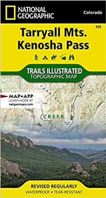 Tarryall Mts. Kenosha Pass