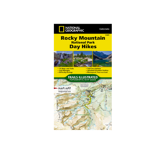 Rocky Mountain National Park Day Hikes