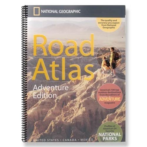 Road Atlas Adventure Edition