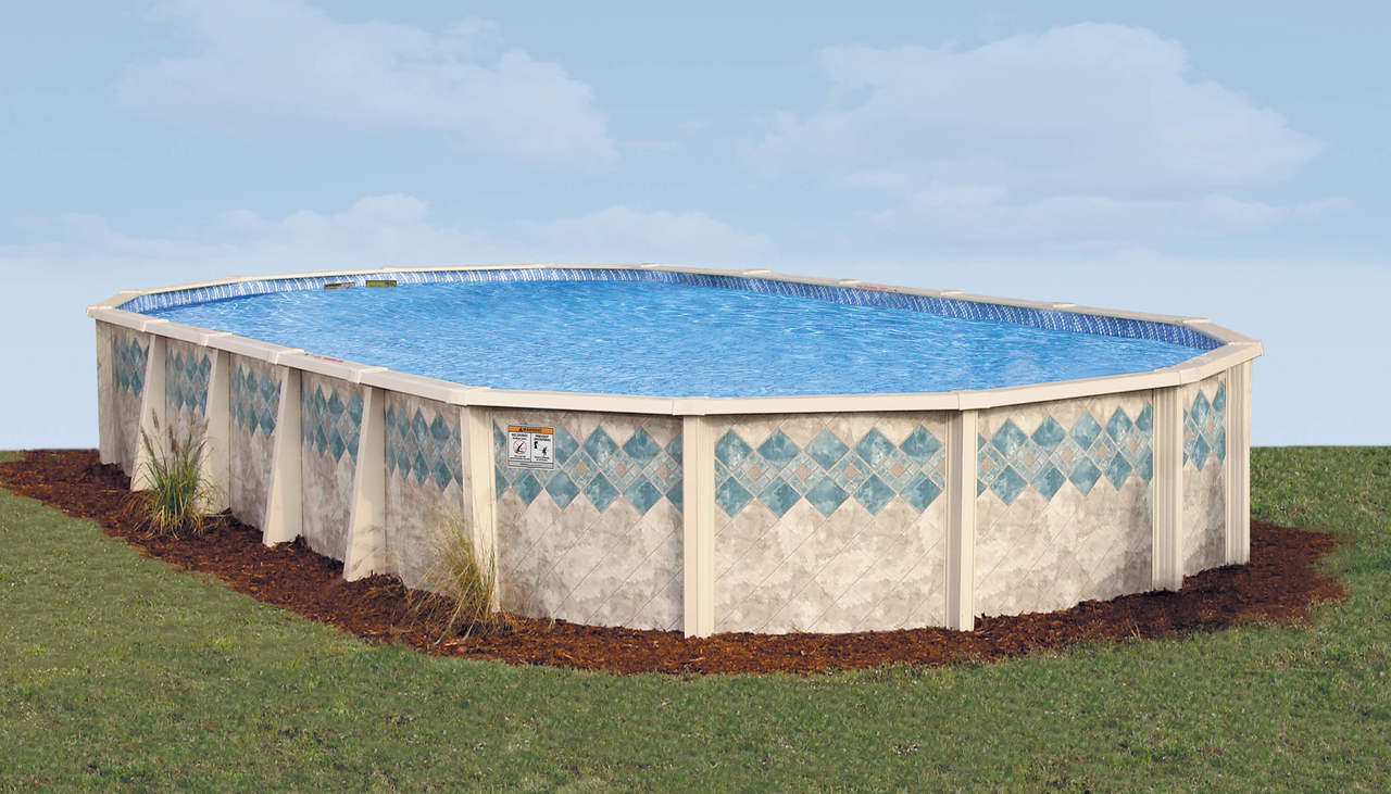 Doughboy Copper Canyon Steel Swimming Pool - Westwood Pool ...