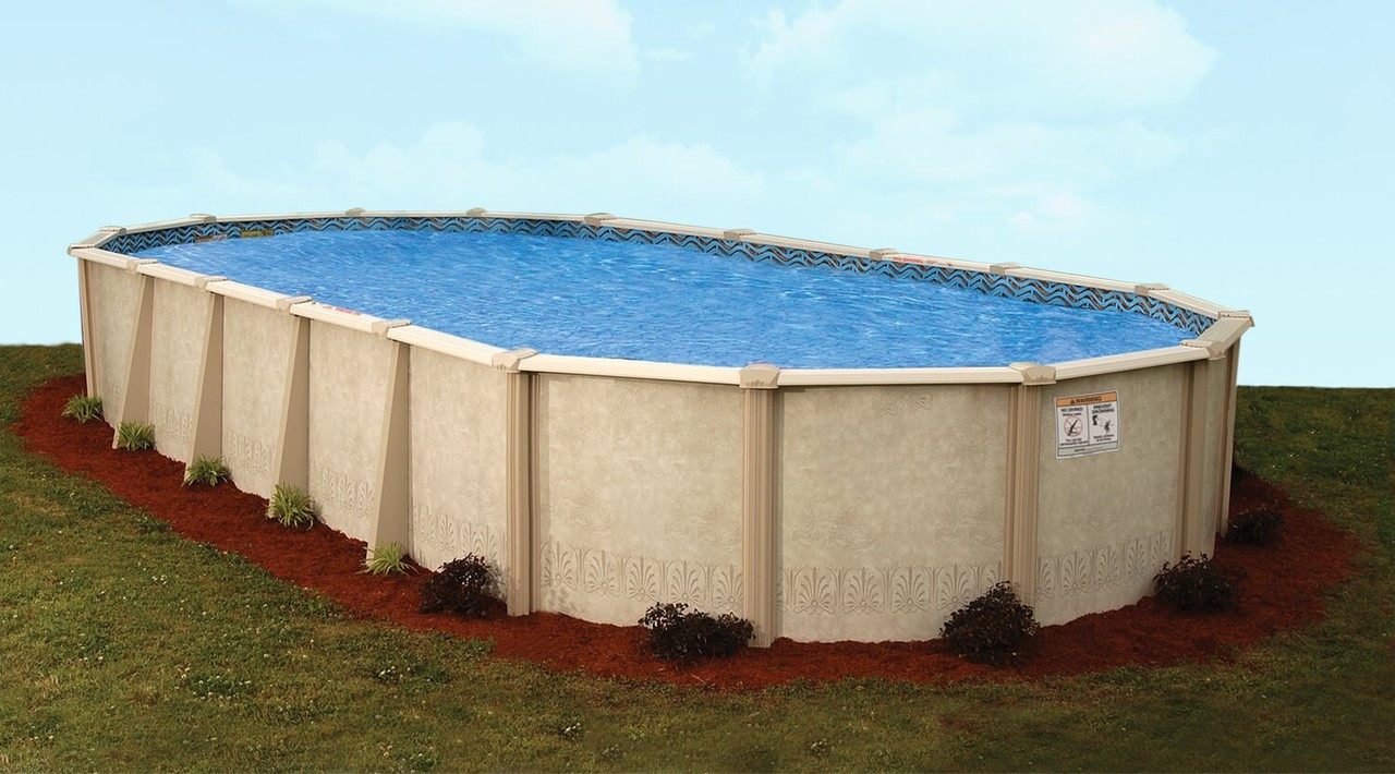 Doughboy Autumn Breeze Resin Swimming Pool - Westwood Pool ...