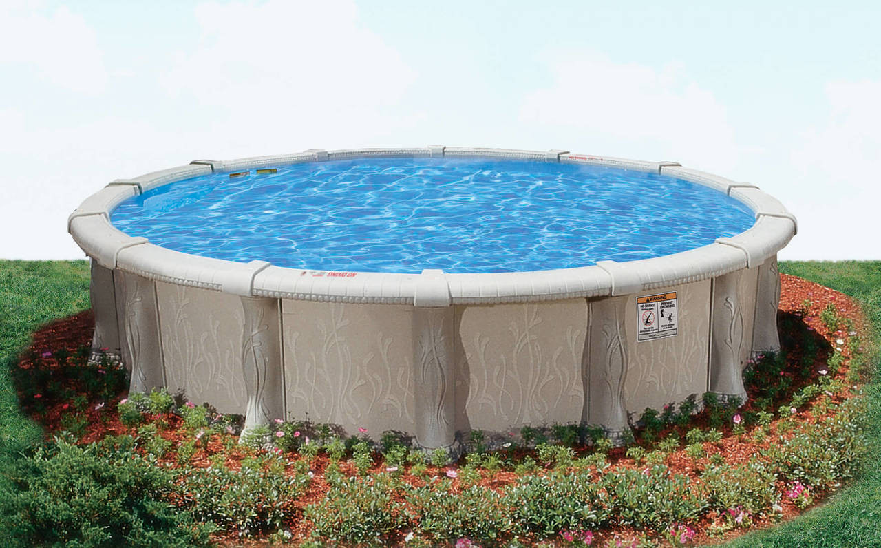 Image of: Doughboy Tuscany Resin Swimming Pool Westwood Pool Company