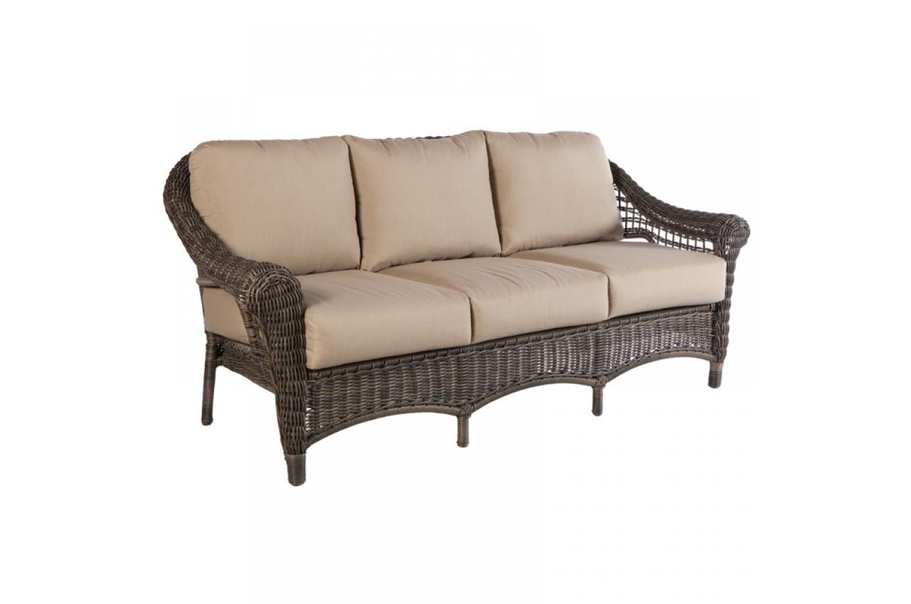 Alfresco Home Patio Furniture.Alfresco Home Bainbridge Deep Seating Sofa Westwood Pool Company