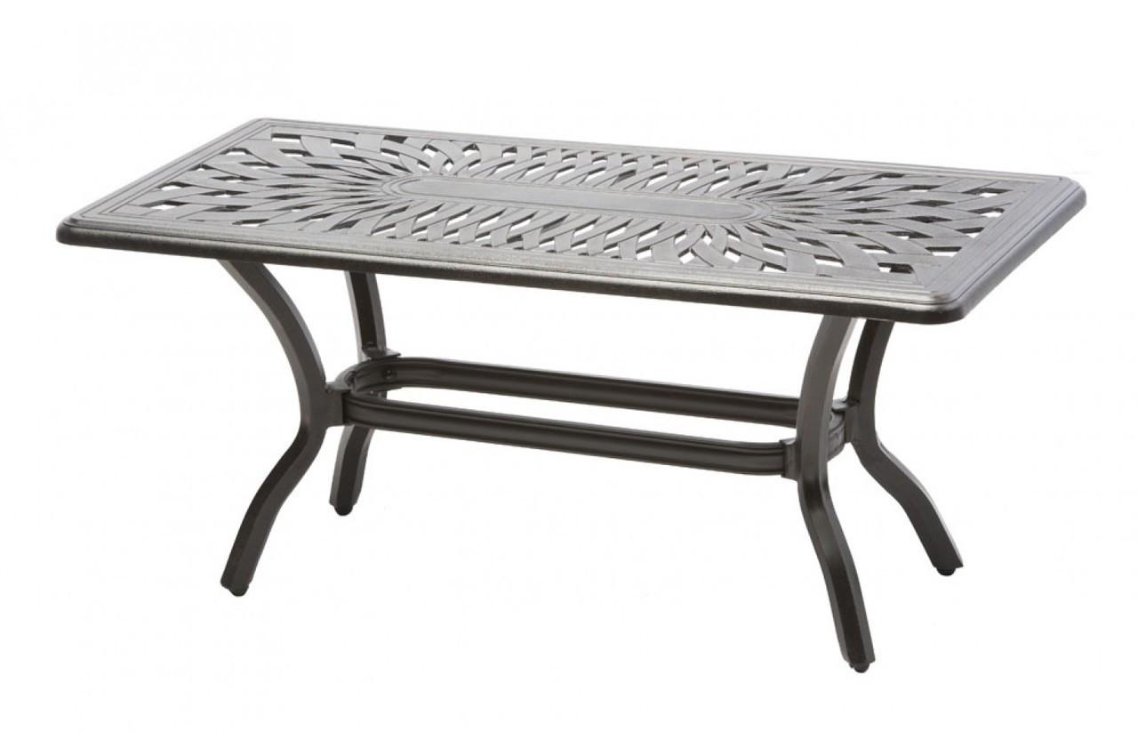 Alfresco home bay leaf 42 rectangular coffee table westwood pool company