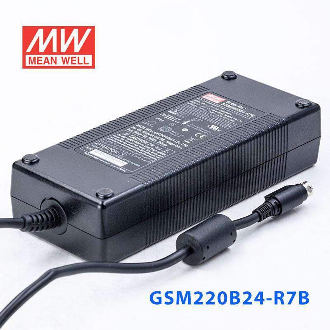 Pack of 1 GSM220B24-R7B AC//DC DESKTOP ADAPTER 24V 221W