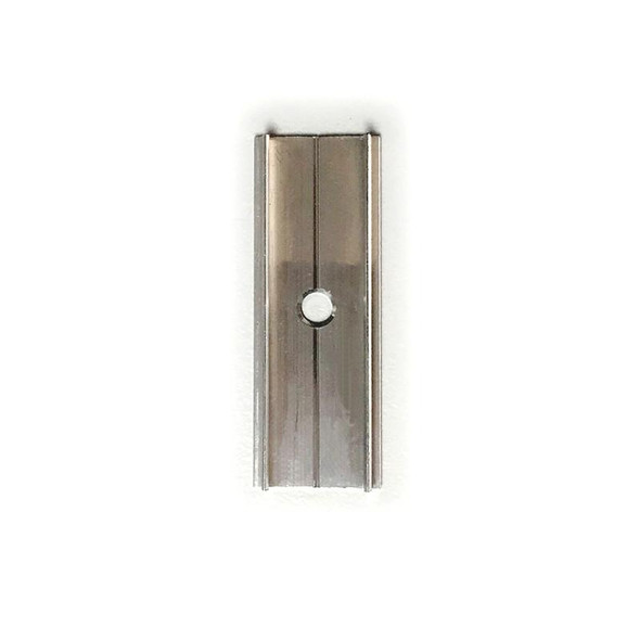 Archilight Vritos Metal Straight Joiner - 18mm Width - 3mm Thick