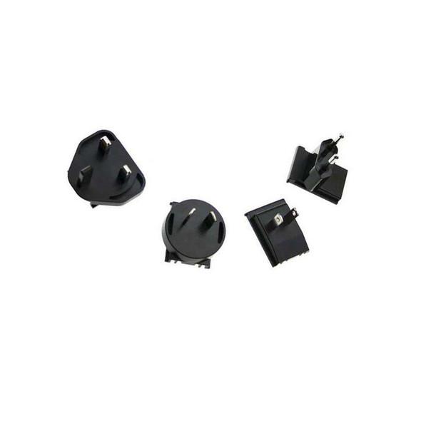 Mean Well AC Plug-MIX AC plug MIX EU-US-UK-AU connectors