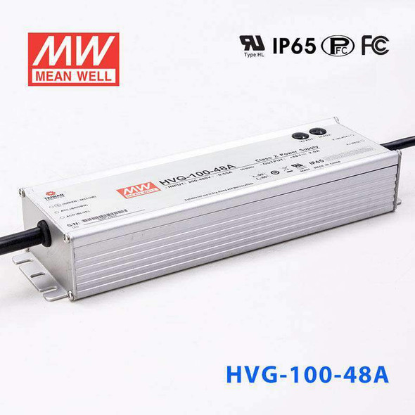 Mean Well HVG-100-48A Power Supply 100W 48V - Adjustable