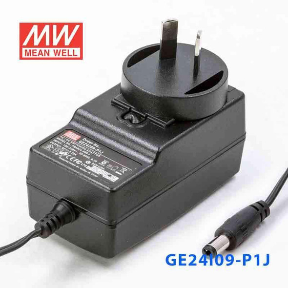 Mean Well GE24I09-P1J Power Supply 20W 9V