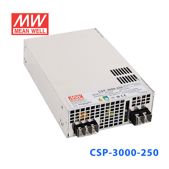 Mean Well CSP-3000-250 power supply 3000W 250V 12A